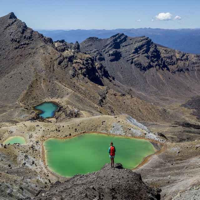 Voyage Seigneur des Anneaux - Tongariro National Park