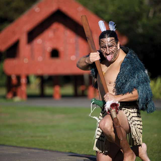 Voyage Nouvelle Zelande - Rotorua
