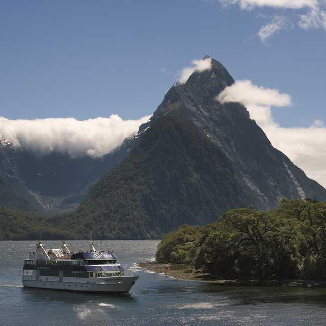 Voyage Nouvelle Zelande - Milford Sound