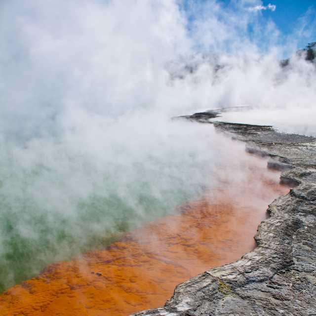 Voyage Seigneur des Anneaux - Rotorua