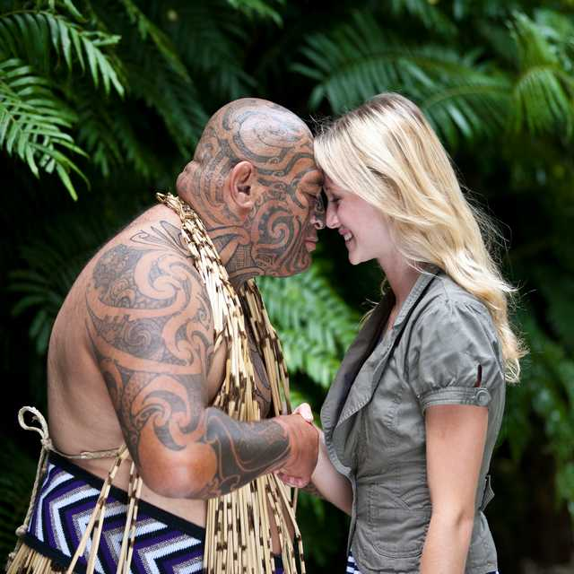 Voyage de noces Nouvelle Zélande - Maori