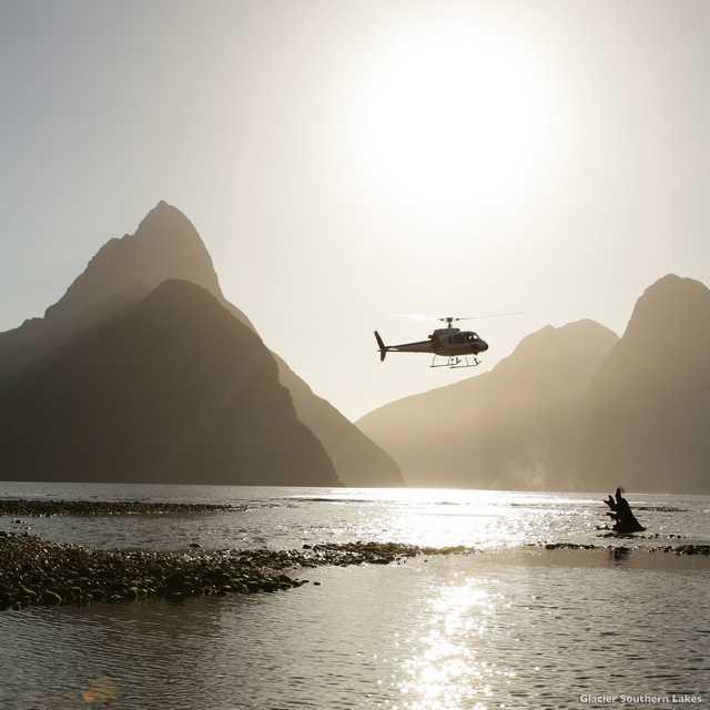 Voyage de Luxe Nouvelle Zélande - Milford Sound