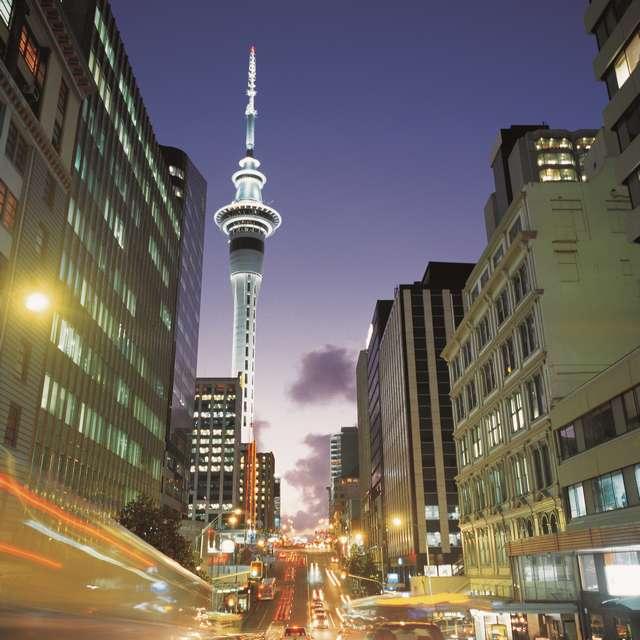 Autotour en Nouvelle Zélande - Auckland