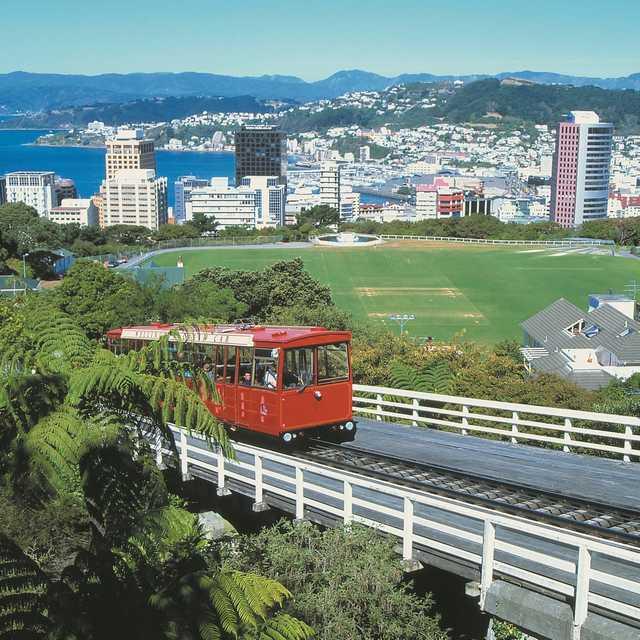 Autotour Nouvelle Zélande - Wellington