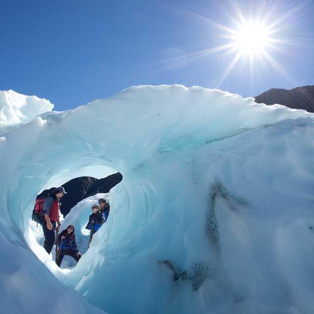 Voyage en Nouvelle Zelande - Région des Glaciers