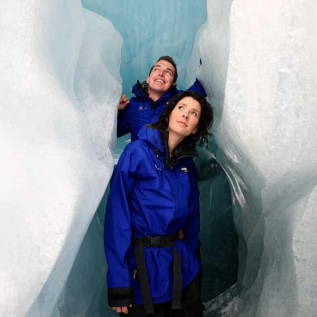 Voyage de noces Nouvelle Zélande - Franz Josef Glacier