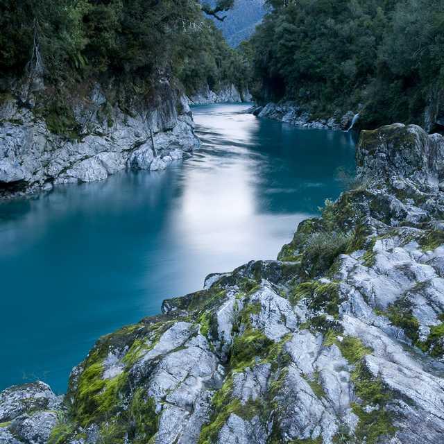Voyage en Nouvelle Zélande - Hokitika