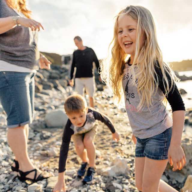 Voyage en Nouvelle Zélande - Famille