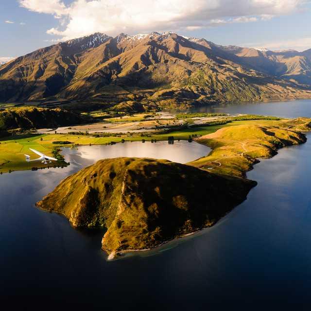 Combiné Nouvelle Zélande et Nouvelle Calédonie - Région de Queenstown