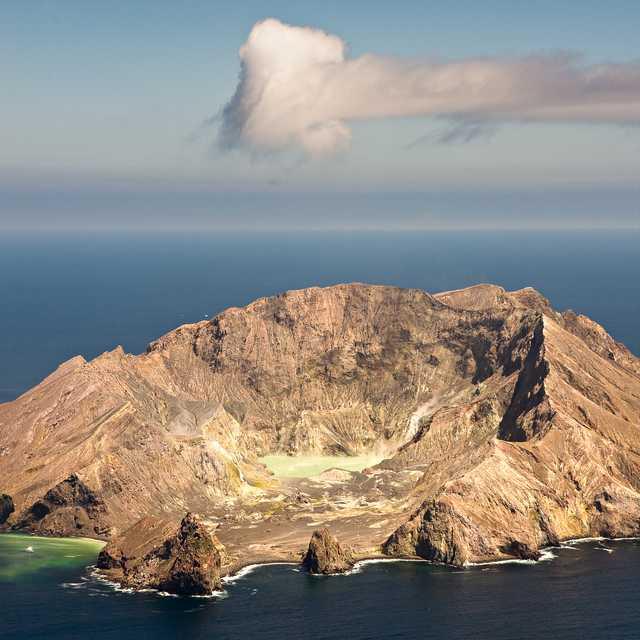 Voyage de Luxe Nouvelle Zélande - White Island