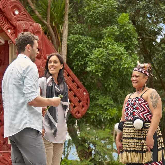 Autotour Nouvelle Zélande - Maori
