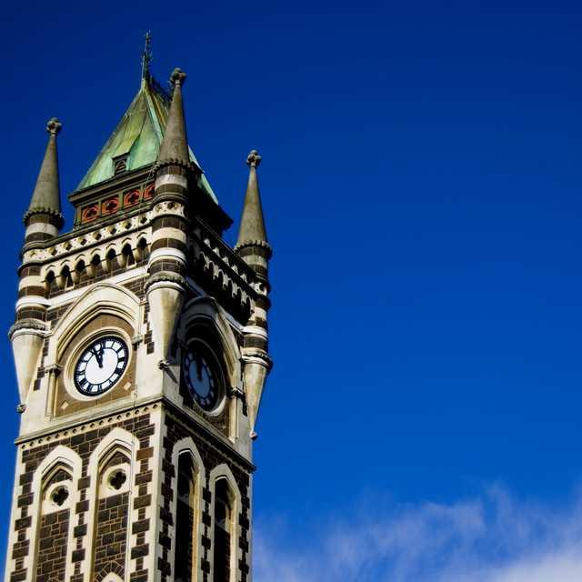 Voyage Nouvelle Zélande - Dunedin