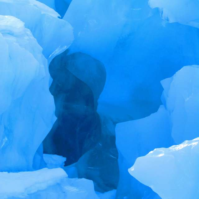 Voyage en Nouvelle Zélande - Glacier