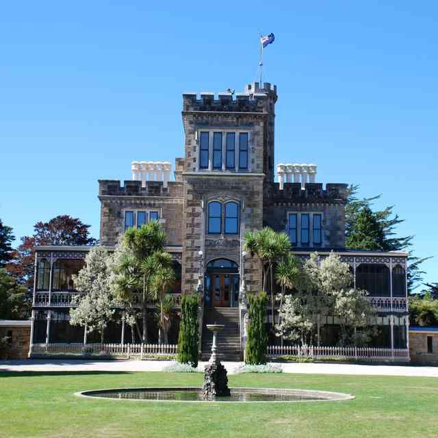 Voyage Nouvelle Zélande - Château de Larnach