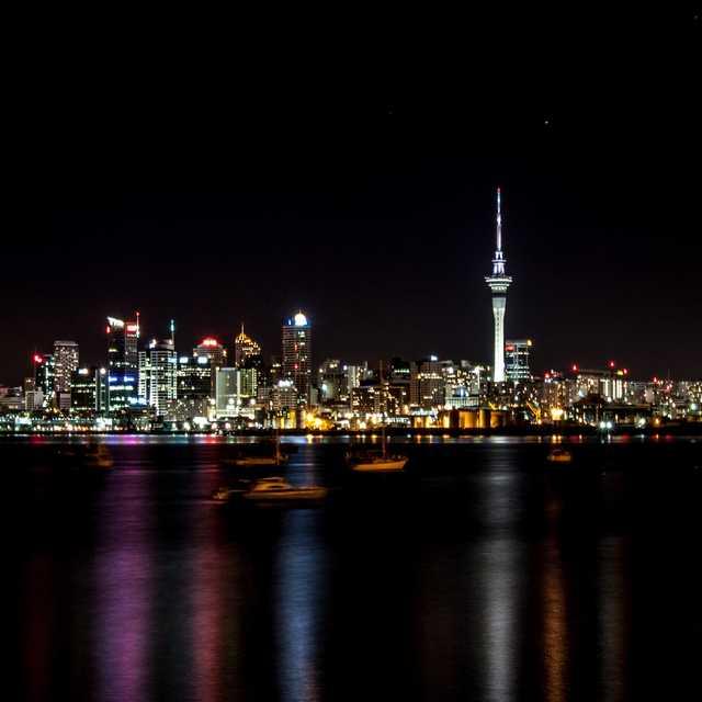 Voyage Nouvelle Zélande - Auckland