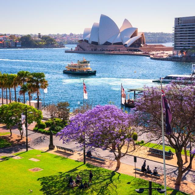 La Route du Pacifique -Austalie - Sydney