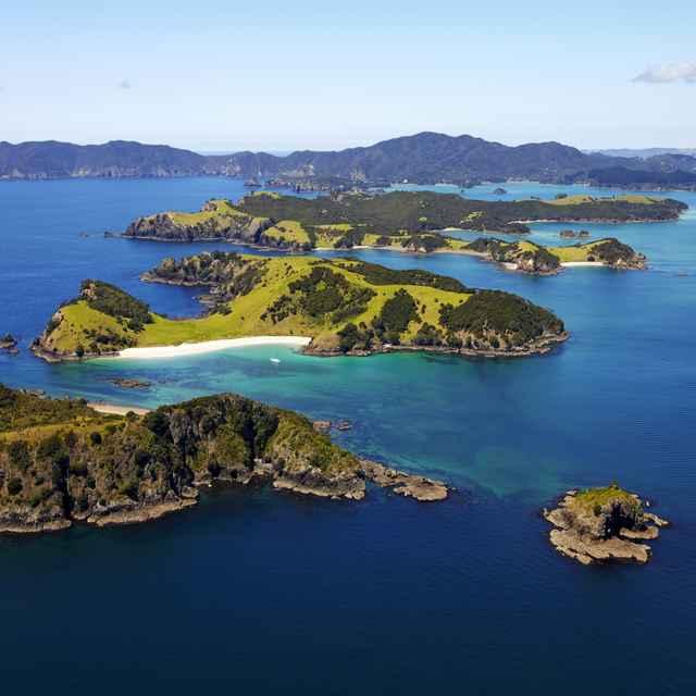 voyage jeunes nouvelle zélande - baie des îles