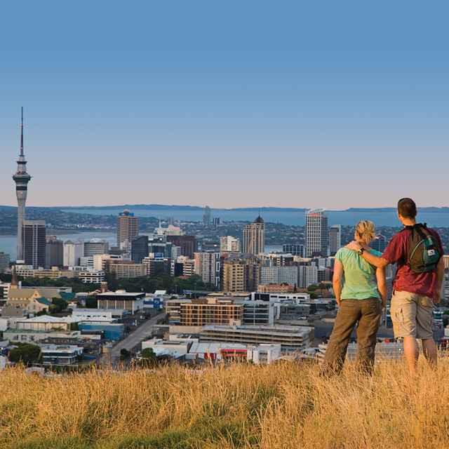 Nouvelle zélande en camping car - Auckland