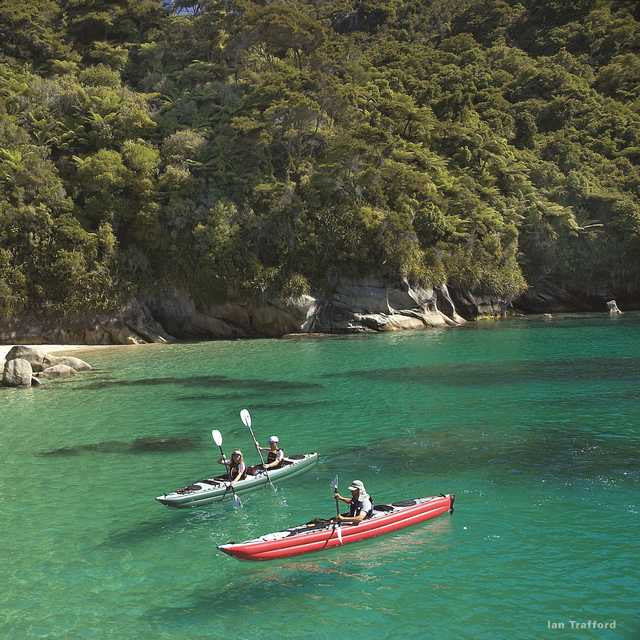 voyage ile du sud nouvelle zélande - Abel Tasman National Park