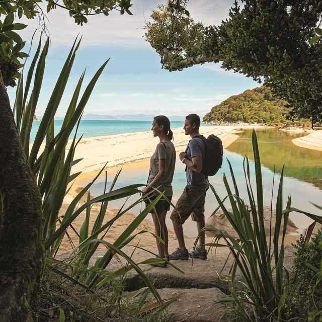 Combiné Iles Cook et Nouvelle Zelande - Abel Tasman National Park
