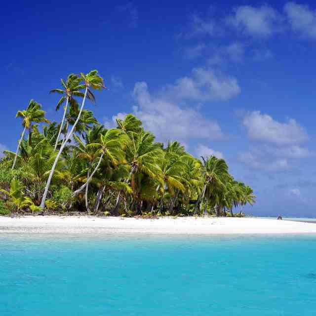 Voyage îles cook