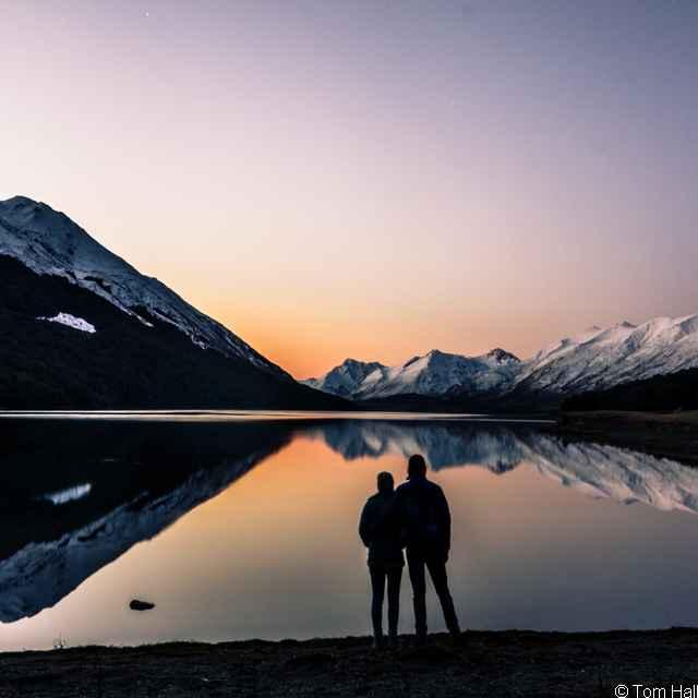 Nouvelle zélande en camping car - Te Anau