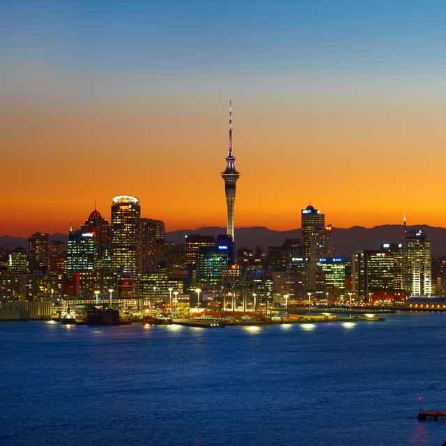 Pack d'arrivée Nouvelle Zélande - Auckland