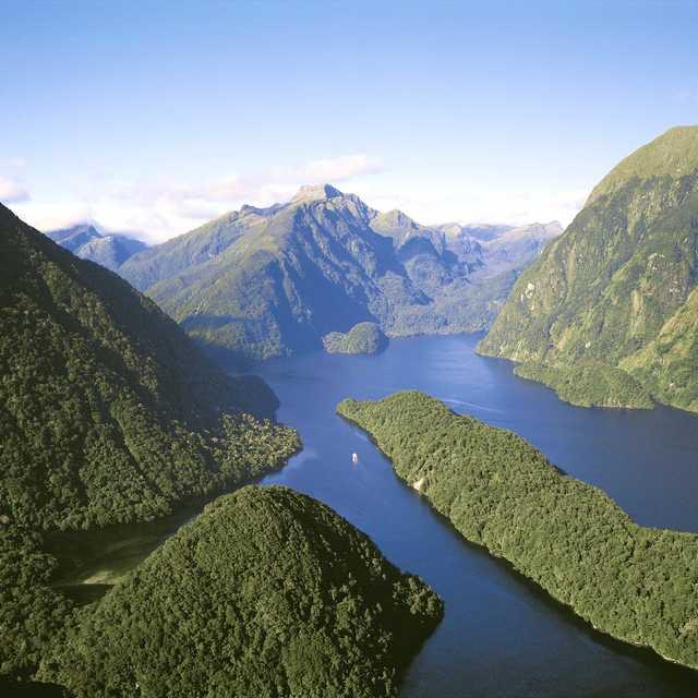 austalie et nouvelle zélande en camping car - Fiordland