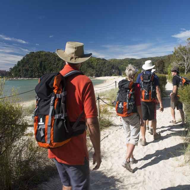 Randonnée a Abel Tasman National Park
