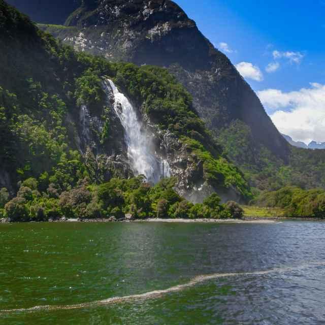 Randonnée Nouvelle Zélande - Milford Track