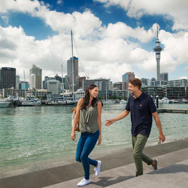 Voyage en Nouvelle-Zélande - Auckland
