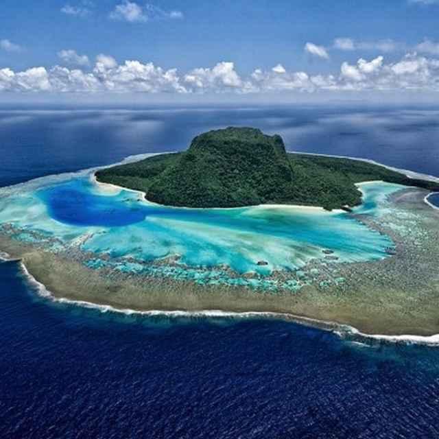 atoll des fidji