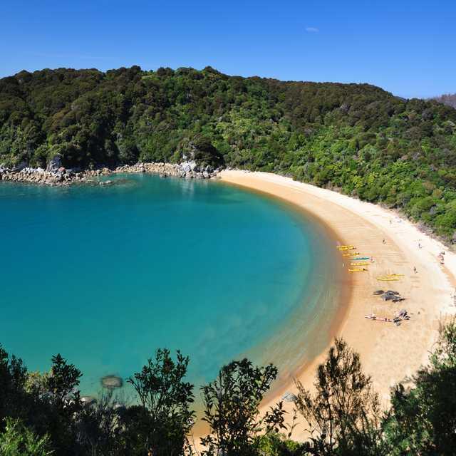 Voyage en Nouvelle Zélande et polynesie francaise