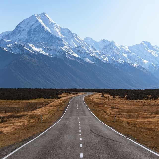 Nouvelle-Zélande en moto