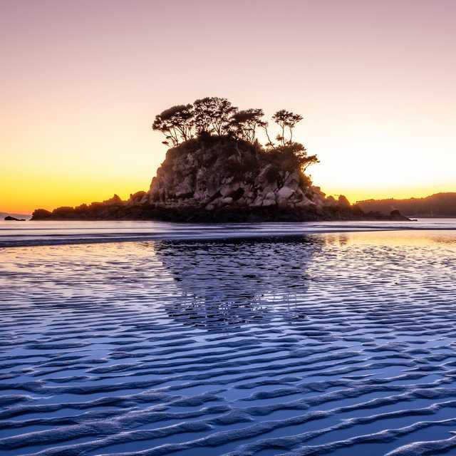 Autotour île du Sud de Nouvelle-Zélande - Abel Tasman National Park