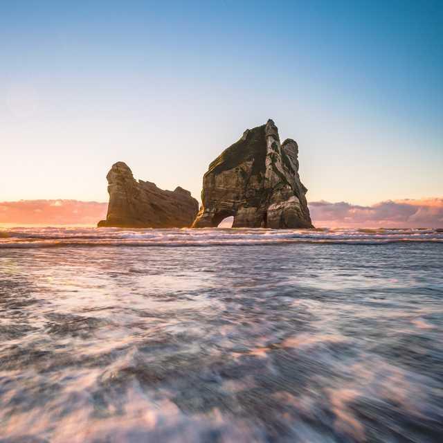 Voyage île du Sud de Nouvelle-Zélande - Abel Tasman National Park