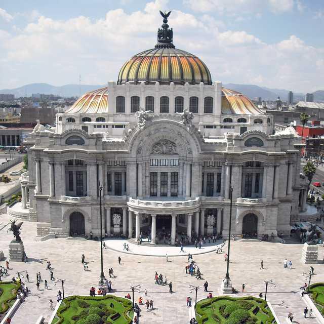 Tour du Monde de Singapour à Mexico - Mexico