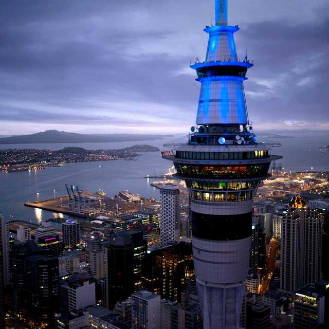 Voyage île du Nord de Nouvelle-Zélande - Auckland